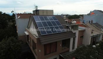 On-Grid Solar System PT. Wedosolar Indonesia