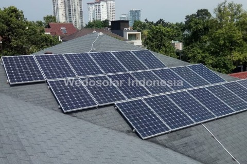 Service Maintenance PV Panel PT. Wedosolar Indonesia