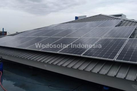 Service Maintenance PV Panel PT. Wedosolar Indonesia